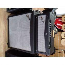 Fender Mustang V Head + 412